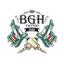 BGHTattooStudio logo