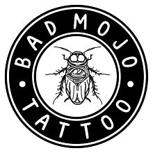 Bad Mojo Tattoo logo