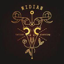 Midian Studio Tattoo&Piercing logo