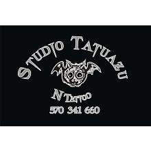 Studio tatuażu N Tattoo logo