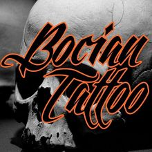 Bocian Tattoo logo