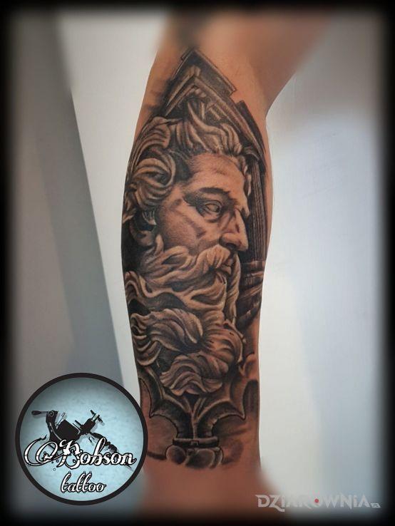 Tatuaż posejdon - pozostałe