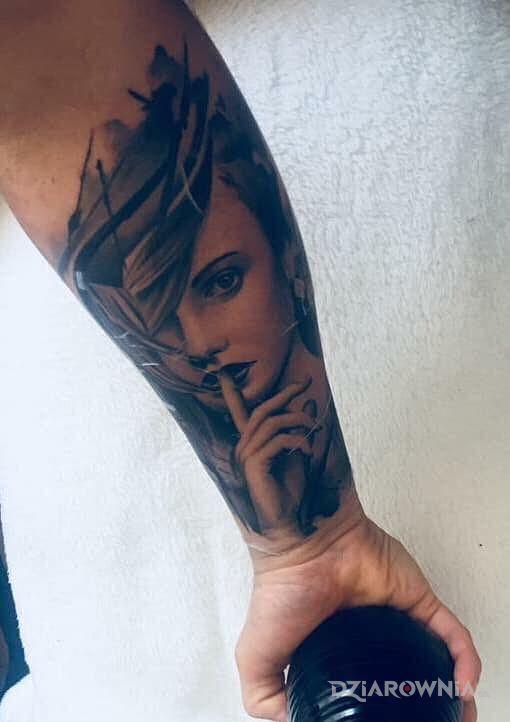 Tatuaż przedramie - pozostałe