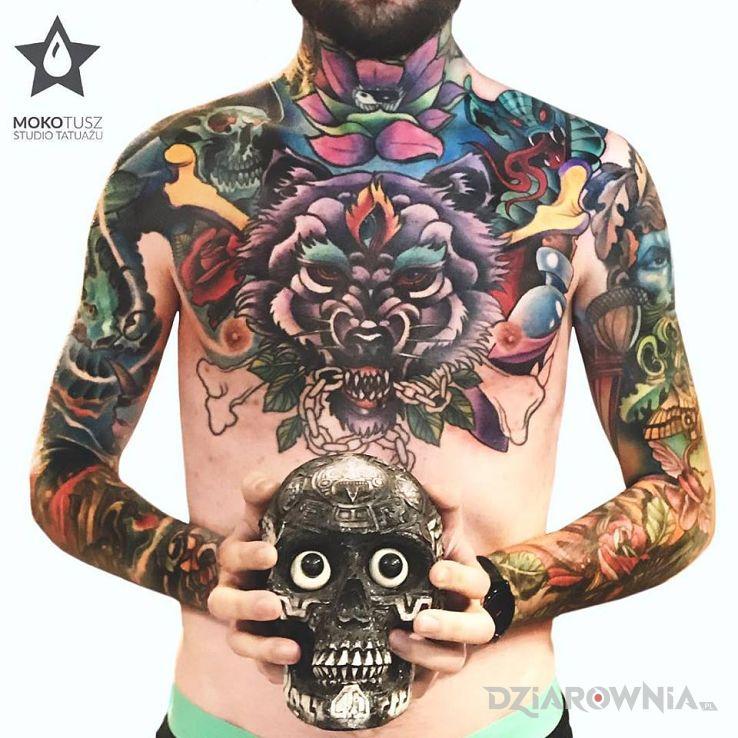 Tatuaż naprawdę tak - anatomiczne
