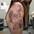 Kontury róży