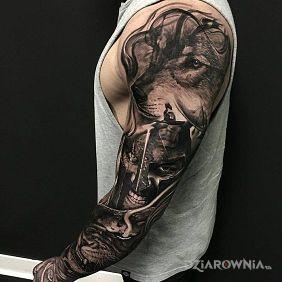 Tatuaze 3d Wzory I Galeria Strona 2 Dziarownia Pl