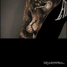 Tatuaż w realizacji co myślicie o tym???