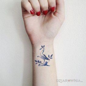 Tatuaże Na Nadgarstku Wzory I Galeria Dziarowniapl
