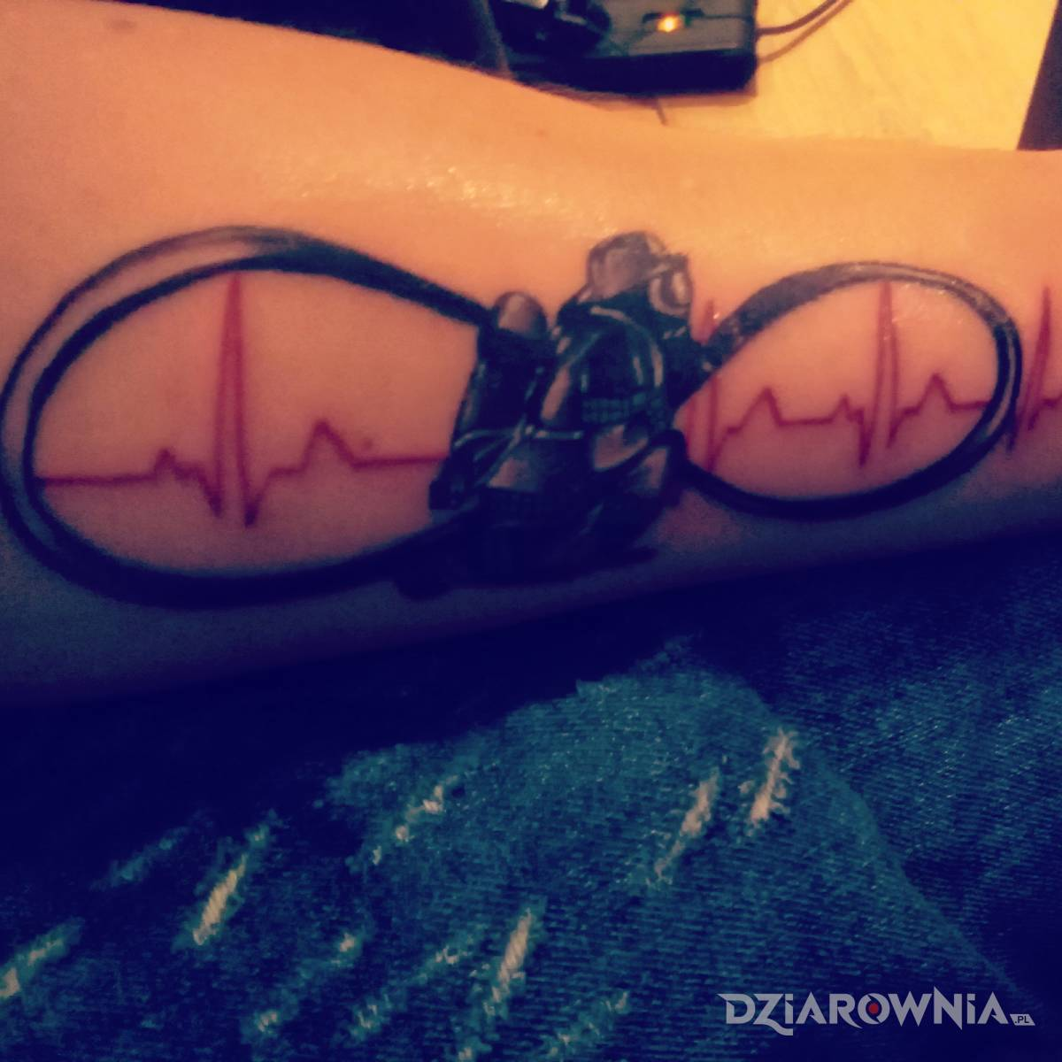 Tatuaze Strazak Wzory I Galeria Dziarownia Pl