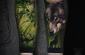 Najlepsi tatuażyści z Ukrainy część II!
