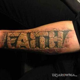 Faith - wiara