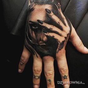 Dłoń na dłoni