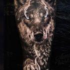 Magiczny wilk