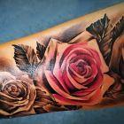 Róże :D