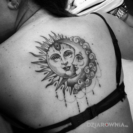 Tatuaż nierozlaczna parka - pozostałe
