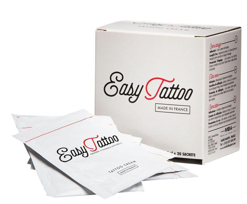 Krem do Tatuażu EasyTattoo w saszetkach