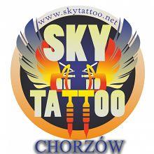 Sky Tattoo Chorzów logo