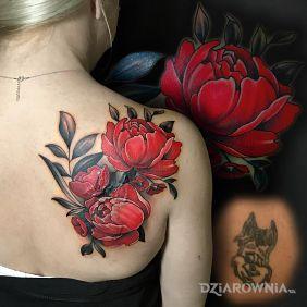 Tatuaże Na łopatkach Wzory I Galeria Dziarowniapl