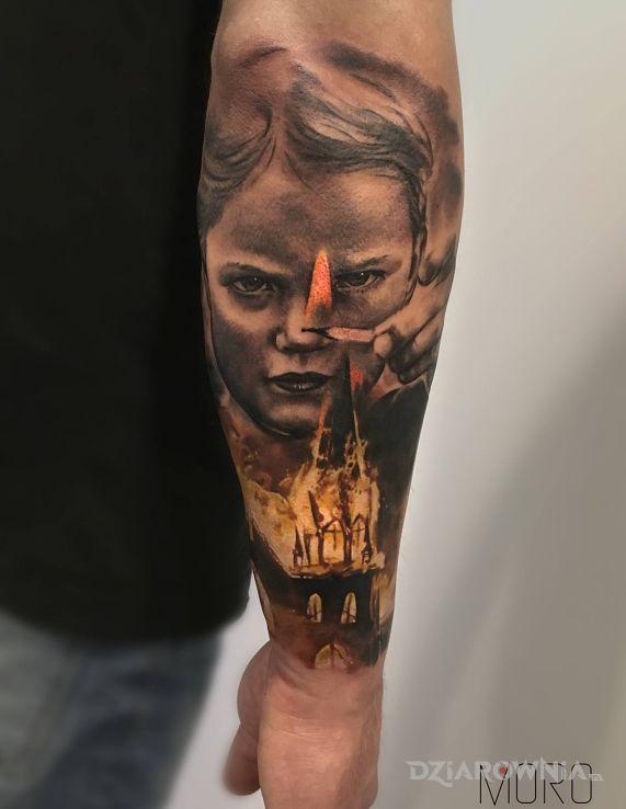 Tatuaż wykonał igoryoshi - demony